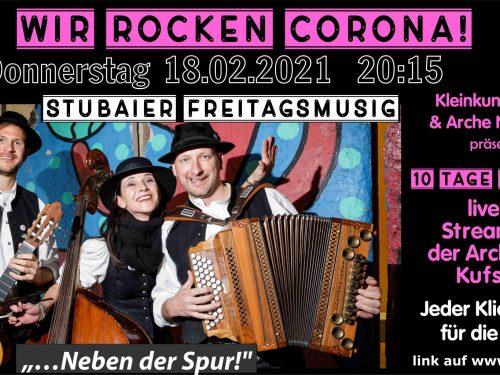 Freitags Musik wir rocken Corona 16.02.2021_1